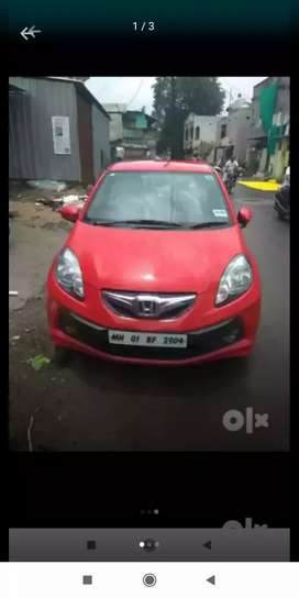 Honda Brio car for sale in excellent condition only 32000 km running
