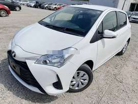 Toyota Vitz F limited ed 1.0 2018 now available on monthly installment
