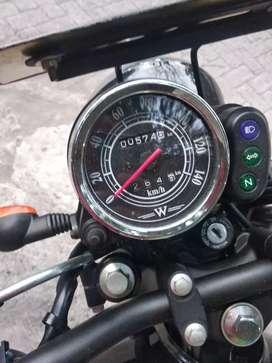 Kawasaki W175 Masih Reyen Km500 Kilo Jaminan Like Neww