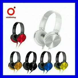 Headphone Extra Bass Colour