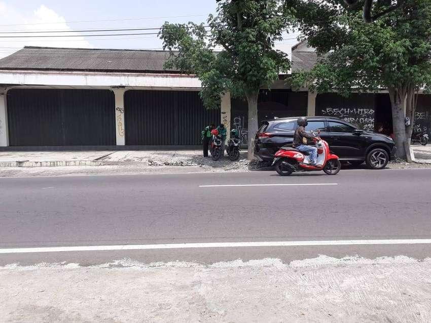 Jual Murah Tanah Strategis di Pinggir Jalan Kaliurang KM 12