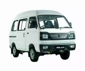 Suzuki Bolan, Japnies Alto are available for rent Rawalpindi-Islamabad