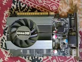 Graphics card Nvidia 730 4gb