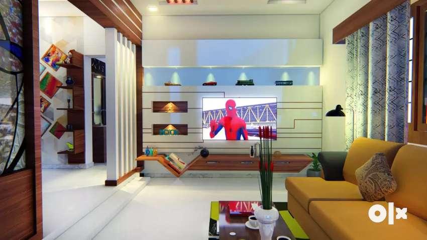 Interior designing 2D&3D 0