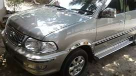 Kijang LGX bensin 2002 new model 1.8cc
