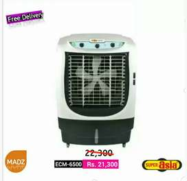 Super Asia ECM-6500-Fast Cool- Room Cooler-