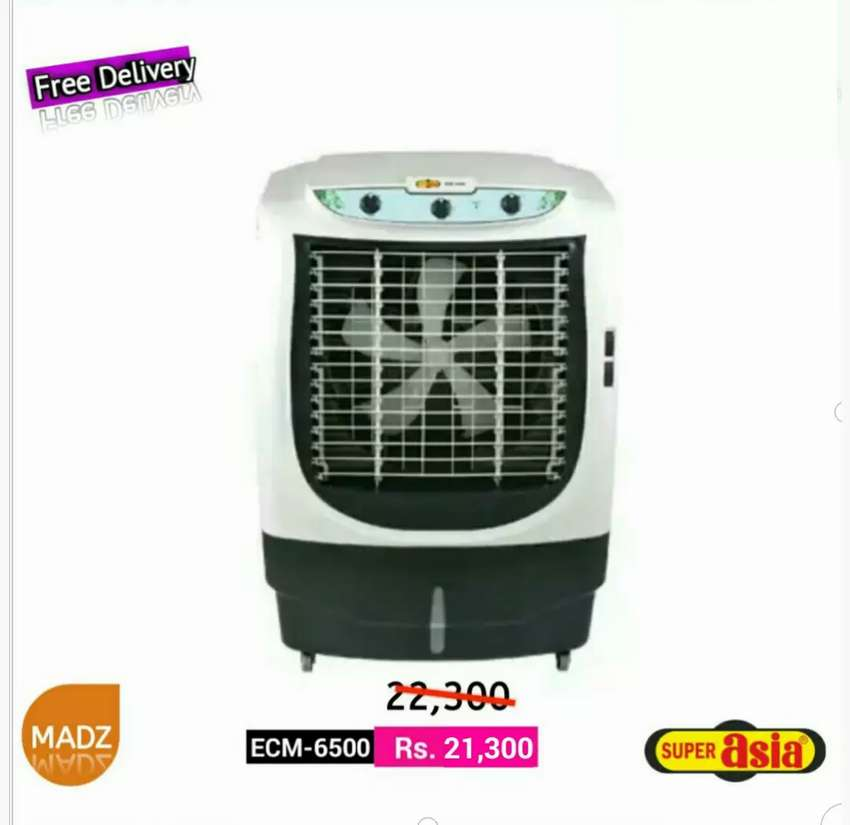 Super Asia ECM-6500-Fast Cool- Room Cooler- 0