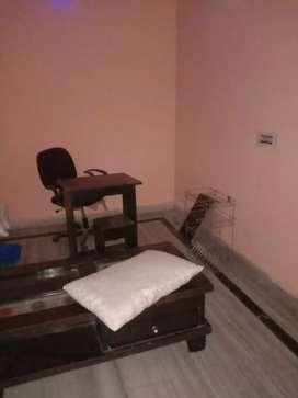 Independent floor. Vantilaate rooms western toilet