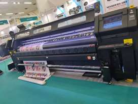 I want graphic designer and solvent flex printing machine operated etc