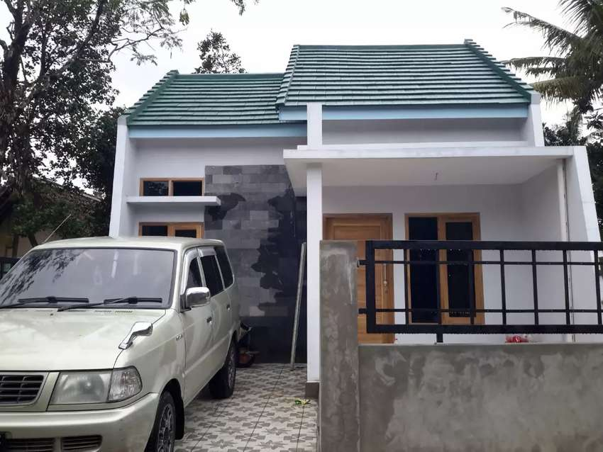 Jual rumah siapbangun 0