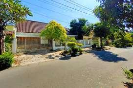 Rumah Klasik Kolonial Timoho Baciro Dekat Lempuyangan