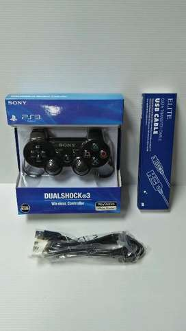 Stik PS3 Stick PS3 wireless & charger cabel USB