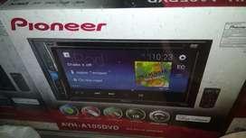 Doubledin Pioneer AVH-A105DVD langka # HD Audio Jogja