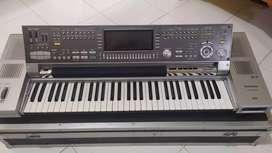 Dijual Cepat edisi pensiun Alat Music Orgen KN 7000 barang mulus