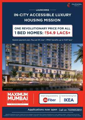 Nice budget homes in Kandivali west