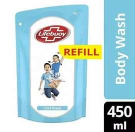 sabun mandi lifebuoy 450 ml