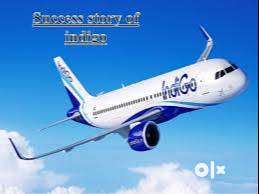 Indigo airlines Airport huge job vacancies opened for Ground staff / A 0