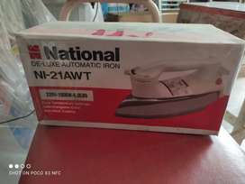 National box pack new irons for sell