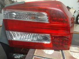 Honda city backlight.