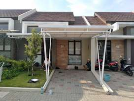 Canopy alderon/kaca/spandek/kusen/railing tangga/dll SB-0001