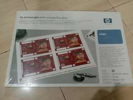 Kertas foto merk HP A3 Plus glossy