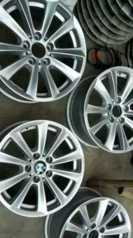 "BMW 17"" 5SERIES F10 ALLOY WHEEL"