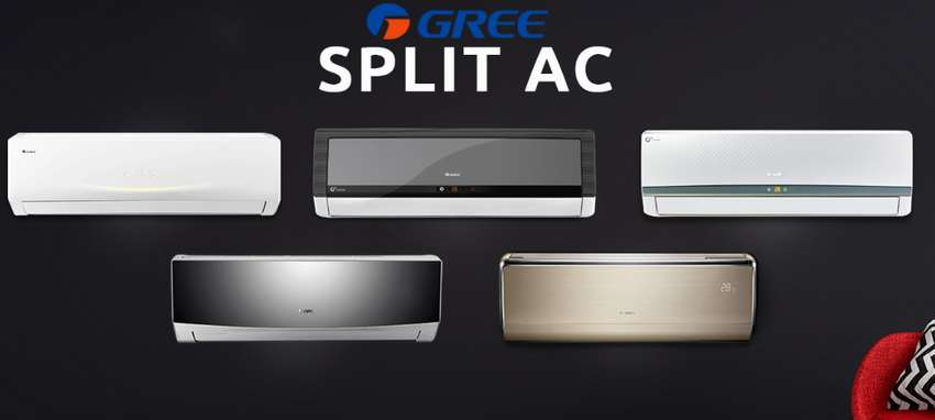 GREE AIR CONDITIONER - INVERTER & NON INVERTERS 0
