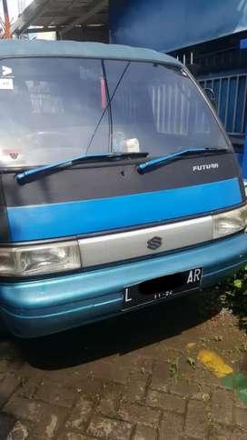 Suzuki Futura Tahun 1993 Nego