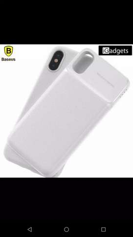 Baseus Powercase for iPhone X xs max (Box packed)