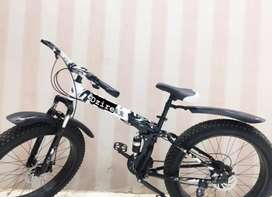 Dzire 21 gear fat foldable  new model cycle available (fix Rate)