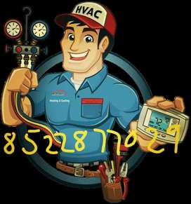 AC services and repairs