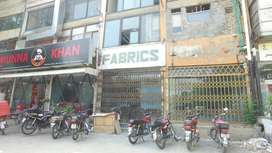 In Bahria Town Phase 7 - Bahria Town Rawalpindi Shop For Rent Sized 57
