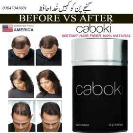 Original Pack of 1- Caboki Hair Loss Concealer Fiber - 25g