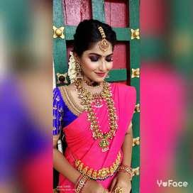 Bridal Makeup Class