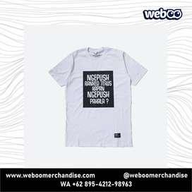 Jual Kaos & T-shirt Online Model Terbaru