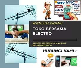 Pasang antena Tv digital Babelan