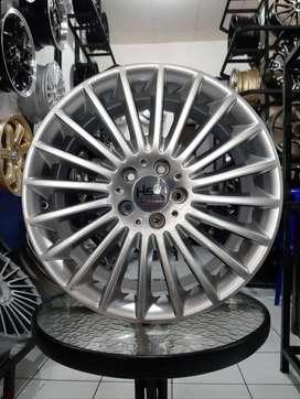 Velg Mobil Murah R18 Mercedes Beetle New BMW New Dll Ring 18 HSR GOCHE
