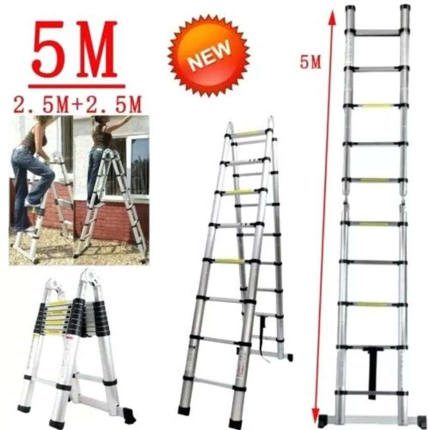 Supplier tangga teleskopik 0