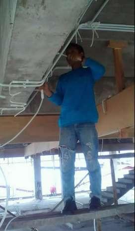 Pelayanan implementasi instalasi listrik panggilan