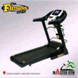 Alat Fitness Sports Treadmill Sepeda Statis Home Gym | Grosir MG #7104