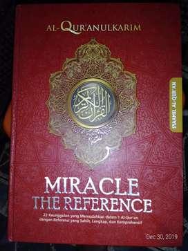 Al Quranul Karim Miracle The Reference Syaamil AlQuran