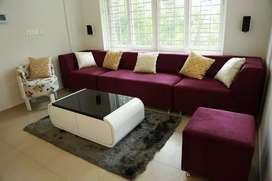 Sofa with 3 Pieces