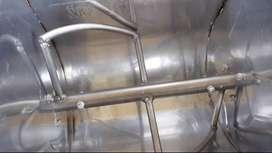 Alat Mixer Pencampur Adonan Roti Horizontal Berkualitas