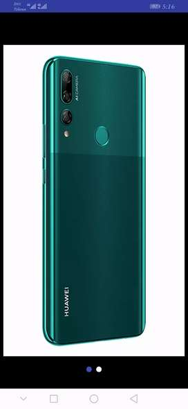Huawei y9 prime sale 27000. 10 by 9 condition with 5 month warranty.