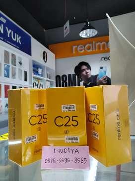 Realme c25s ram 4/128
