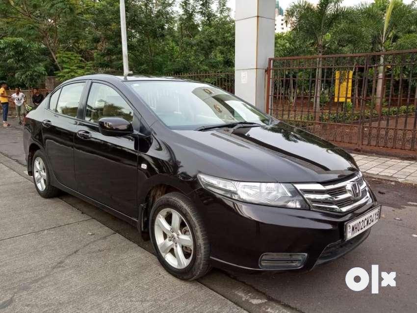 Honda City 1.5 S Automatic, 2013, Petrol 0