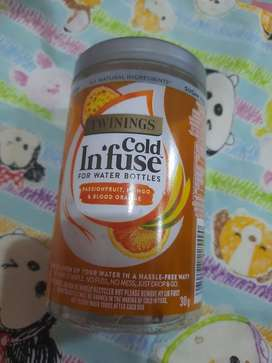 Twinings infuse water