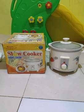 Slow cooker maspion