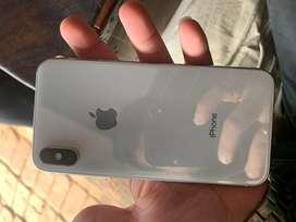 I PHONE X 256 gb