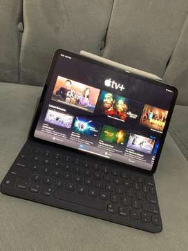Ipad pro 11 inch 2018 64GB wifi only IBOX, Full aksesoris Apple